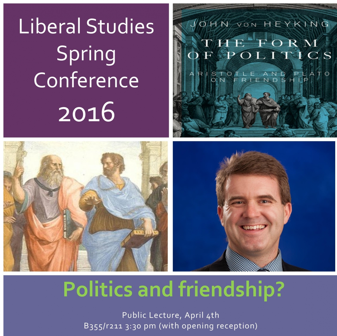 VIU Liberal Studies Spring Conference 2016