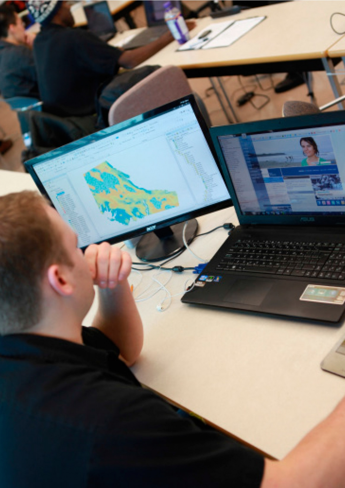 Master of GIS Applications at Vancouver Island University /GIS Master