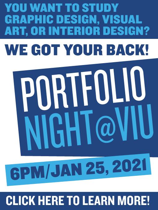 VIU Portfolio Night 2021