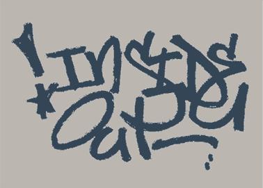 VIU Criminology Inside-Out Logo