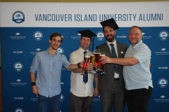 Cheers! Alex, Jordan, Ben, & Dave