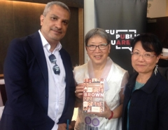 Kamal Al-Solaylee, Imogene Lim, and Winnie Cheung - MK Wong Multiculturalism Lecture